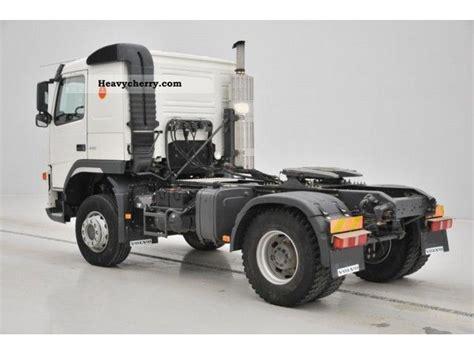 2006 volvo truck tractor volvo fm 13 440 4x4 2006 standard tractor trailer unit