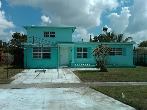 sweet home hialeah sherbet colored houses 3