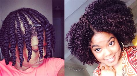 how to do flat twist hairstyles hair updated flat twist out