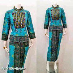 Batik New Marimar Series model baju batik wanita seri pramugari airlines call order