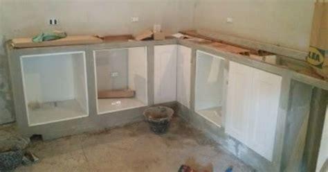 costruire una cucina in muratura come costruire una cucina in finta muratura 77 images