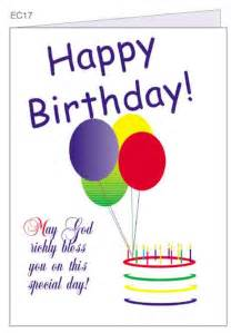 things to consider when buying the birthday greeting cards - Birthday Wish Card