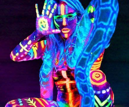 glow in the paint greece 17 best ideas about on casual