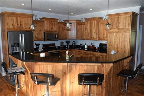 hickory cabinets with granite countertops custom kitchen cabinets ds woods custom cabinets