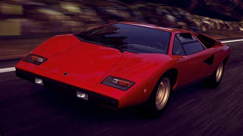 Gran Turismo Lamborghini 1974 Lamborghini Countach Lp400 Gran Turismo 6 By