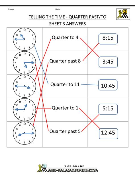 free printable quarter past worksheets 28 time worksheets quarter to telling time on the