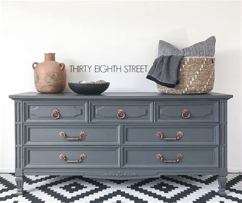 how to paint wood furniture with pure original paint thirty eighth street