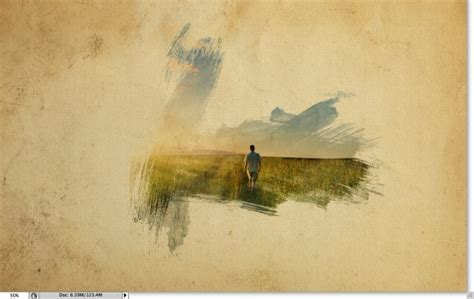 tutorial photoshop painting effect super cool watercolor effect in 10 steps in photoshop