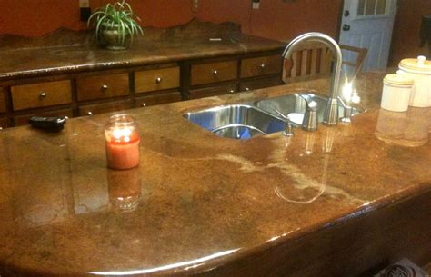 Concrete Countertops Prices Vs Granite by Kitchen Renovation Dreams Concrete Countertops Concrete
