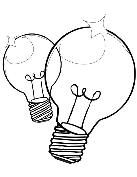 coloring pages christmas light bulbs christmas light bulb coloring page christmas lights