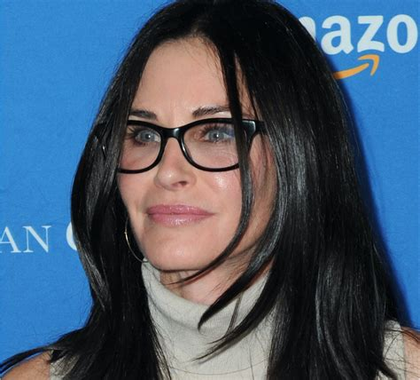 Courney Cox Gets by Courteney Cox Gets Candid About Plastic Surgery
