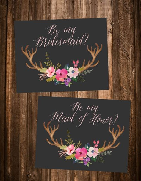 Free Quot Will You Be My Bridesmaid Quot Printables Will You Be My Bridesmaid Letter Template