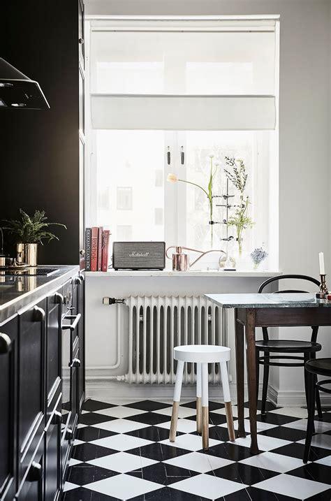 Cuisine Noir Et Vert by Une Cuisine En Noir Et Vert Planete Deco A Homes World