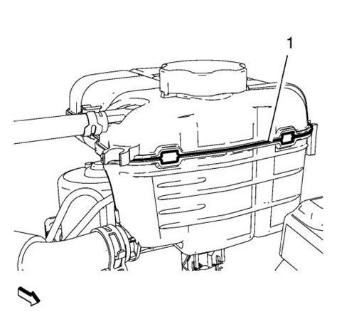 2011 chevy cruze cooling system diagram 2011 chevy cruze coolant leak autos post