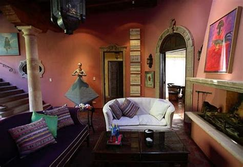 Mexican Interior Paint Colors by Mexican Interior Paint Colors Studio Design Gallery