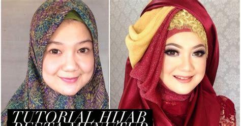 tutorial hijab turban ini vindy ini vindy yang ajaib tutorial hijab pesta menutup dada