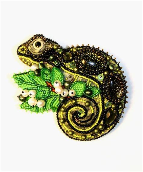 beadwork brooch beaded embroidery brooches by lubov beaded embroidery