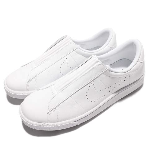 wmns nike tennis classic ease white shoes sneakers