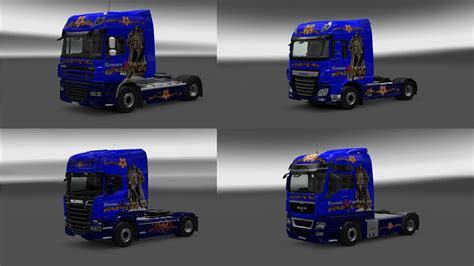 Victory Skin Pack For All Trucks Modhub Us