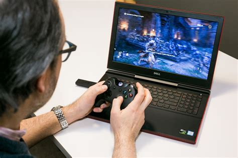 Laptop Gaming Dell Inspiron 17 7000 Touch Screen dell inspiron 15 7000 is the budget gaming laptop to beat