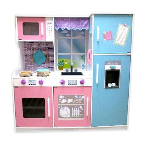 kitchen 1 set imaginarium all in one wooden kitchen set toys quot r quot us