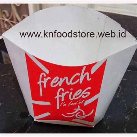 Dus Kebab Besar By Rumah Kebab kardus fries besar supplier bahan baku kebab