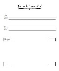 12 free fax cover sheet templates free sle exle