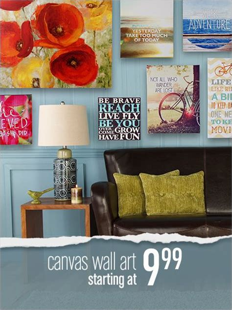gordmans wall decor get it at gordmans furniture home home decor and canvas wall