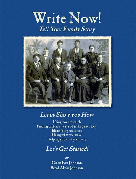 writing your family history module one writing your family history