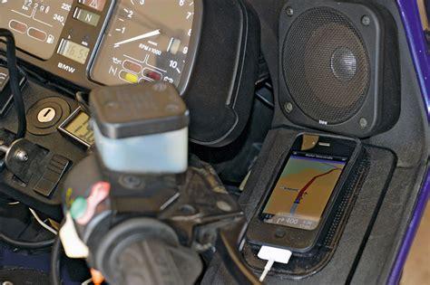 Motorrad Navi Ipad by Ipad Iphone Als Navi Auf Dem Motorrad Kradblatt
