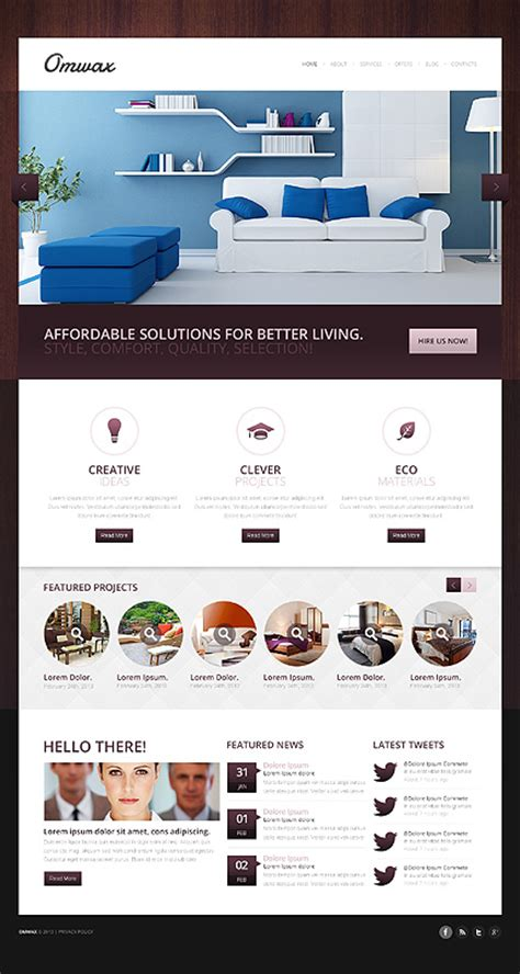 drupal templates responsive interior design drupal templates best of 2013