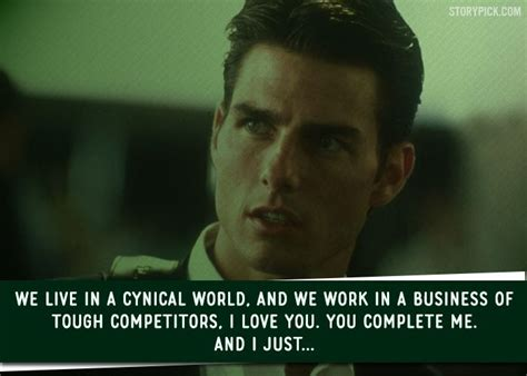 tom cruise film quotes 19 jerry maguire quotes that ll remind you of how