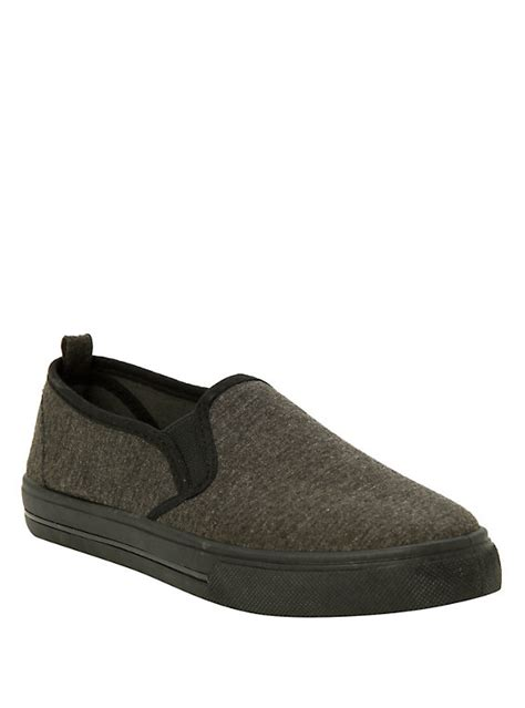 topic shoes grey slip on shoes topic