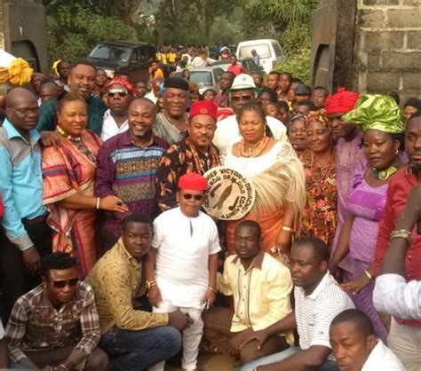 Mba Ise In Imo State Images by Photos Nollywood Actor Victor Osuagwu Made Chief In