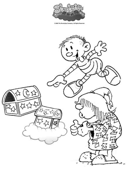 napping house coloring page the napping house coloring pages az coloring pages
