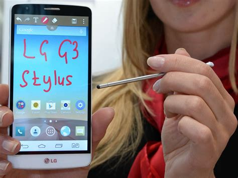 rumor lg g4 might get stylus support notebookcheck net news