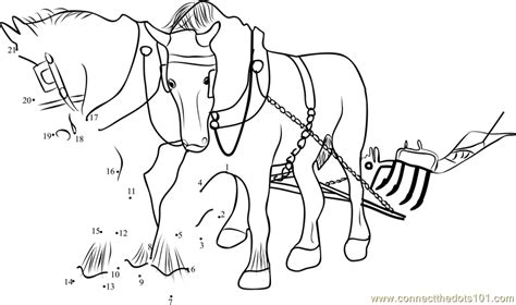 coloring pages of draft horses draft horse coloring pages coloring pages