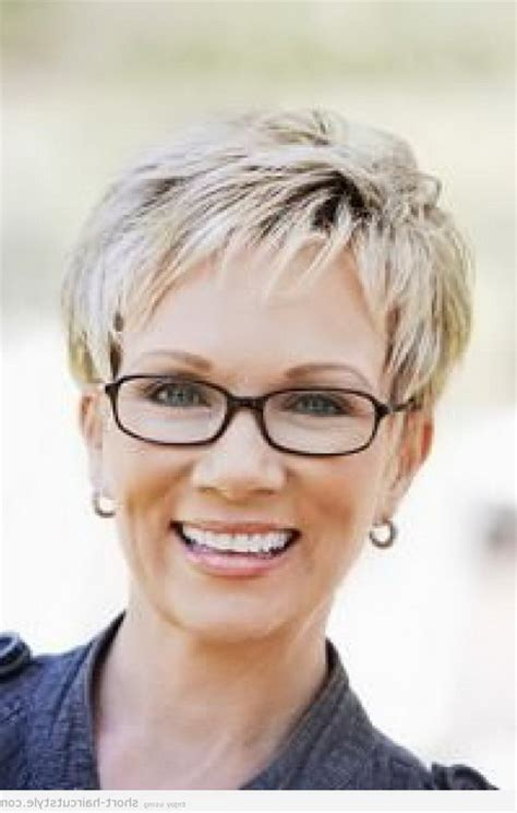 hairstyles for fine hair and glasses hairstyles for women over 50 with glasses hair doos