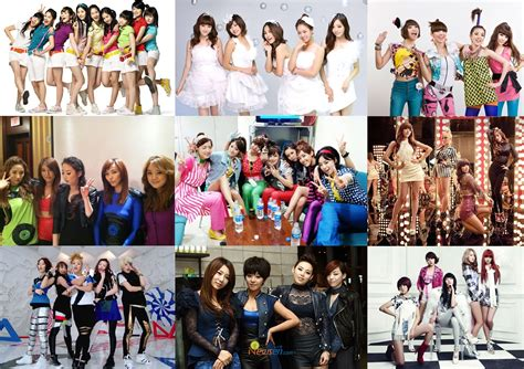 Best of the girl group