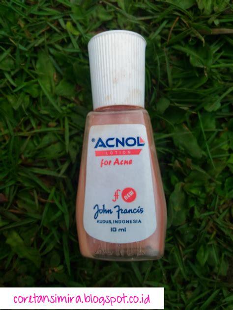 Acnol Lotion Obat Jerawat Berbentuk Cair Ac miss reviews