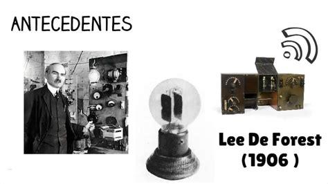 transistor historia breve historia transistor