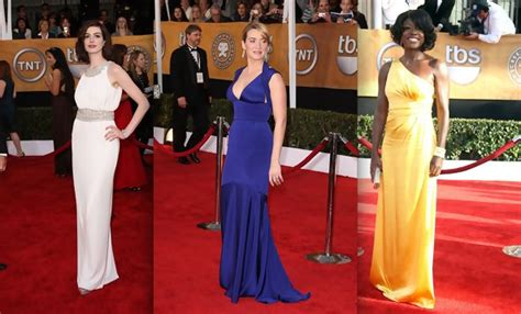 Screen Actors Guild Awards Best Dressed by Best Dressed At The Screen Actors Guild Awards