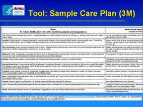 Hospital Care Plan Template by Preventing Falls In Hospitals Slide Presentation