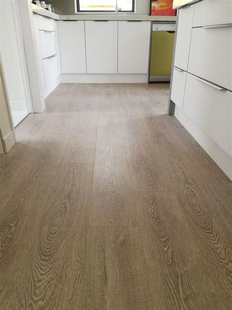 Concrete Wood Light Grey Laminate Flooring