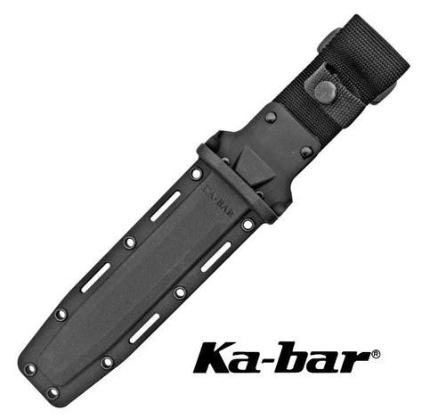 kydex sheath kabar ka bar kydex cordura tactical sheath for 7 quot blade marine