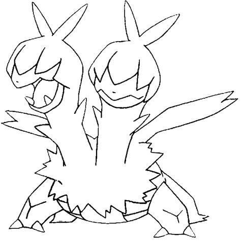 pokemon coloring pages hydreigon hydreigon pokemon coloring pages