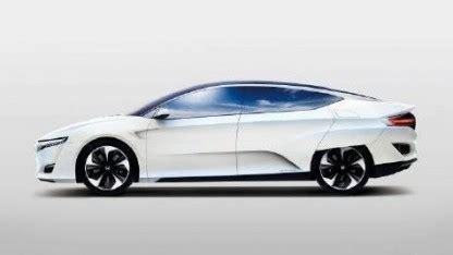Brennstoffzellenauto Honda by Fuel Cell Vehicle Honda Stellt Brennstoffzellenauto Vor