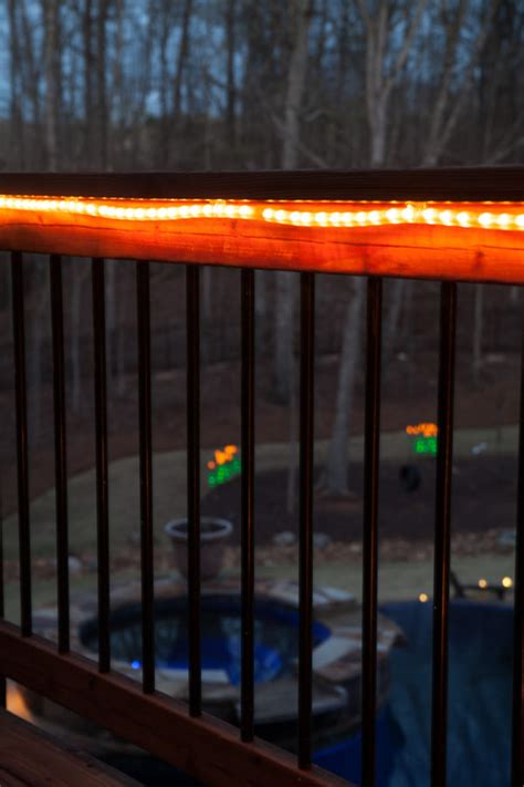 deck lighting ideas with brilliant results yard envy