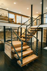 cable banister best 25 cable railing ideas on loft railing