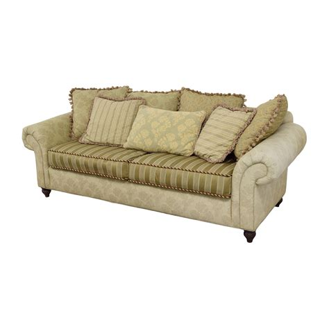 domain sofas 81 off domain nyc domain nyc multi patterned green